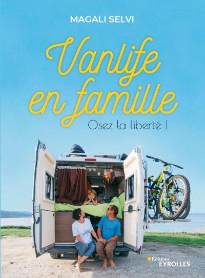 Livre vanlife en famille