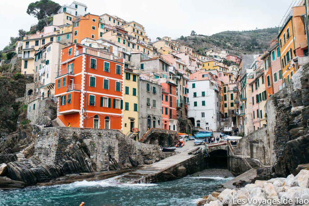 Village des Cinq Terre Riomaggiore