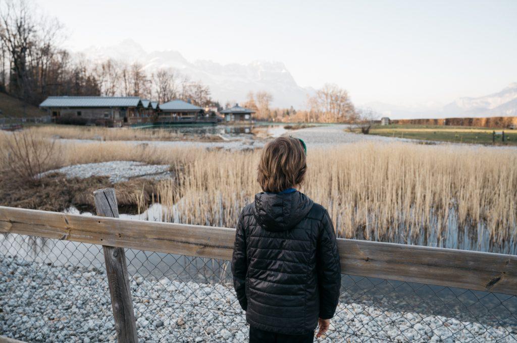 Lac biotope combloux