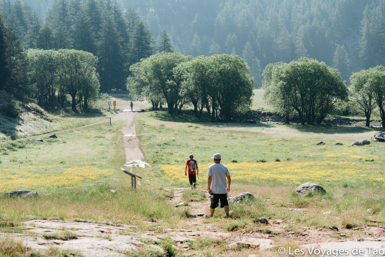 Lac d'Allos blog voyage en famille