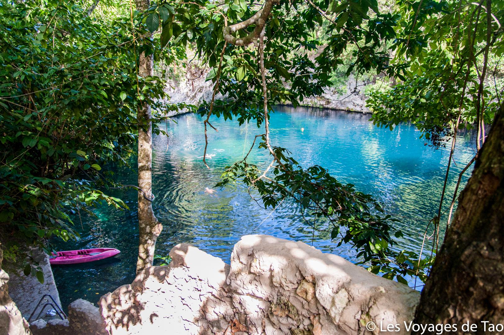 Laguna Dudu République Dominicaine