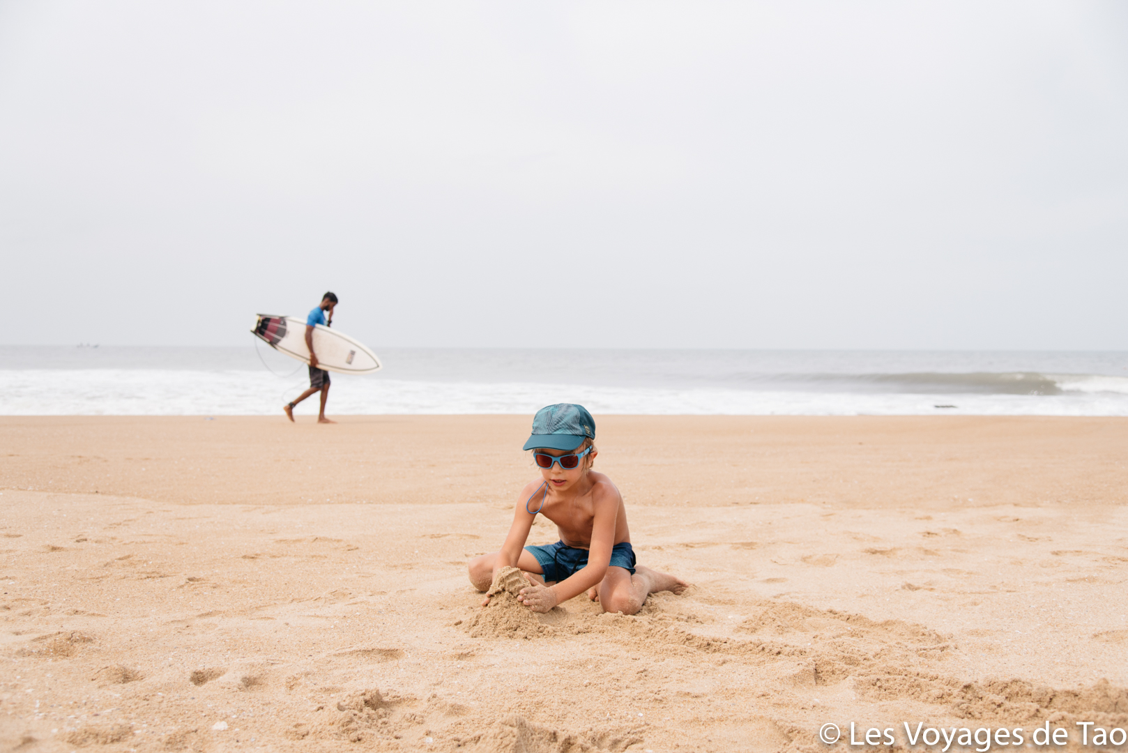 Voyage en famille Tamil Nadu