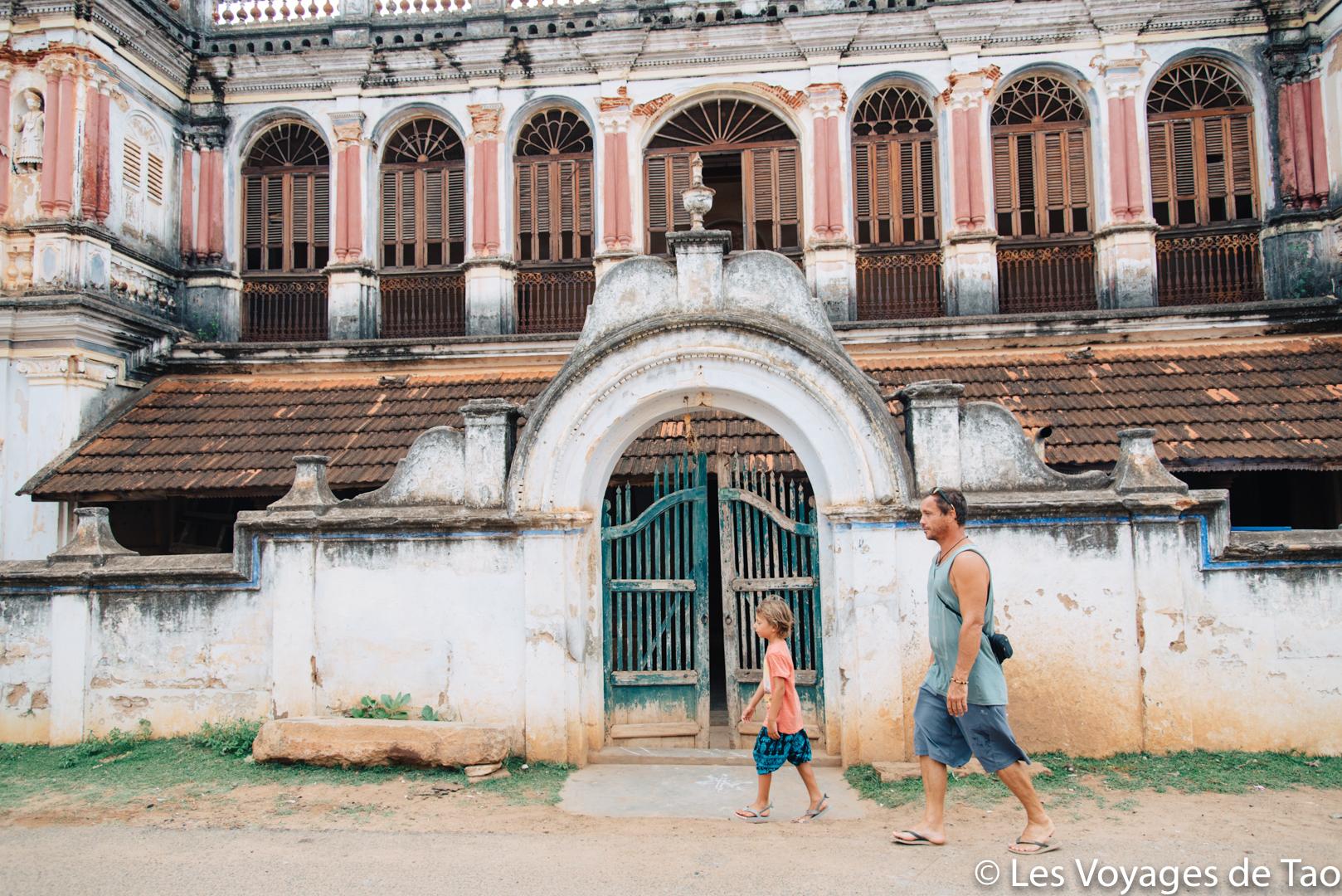 Itinéraire Inde du Sud en famille