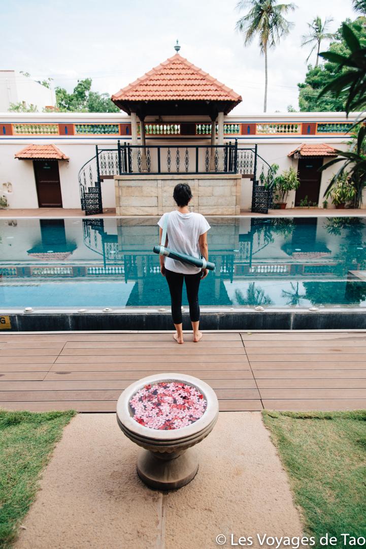 Tamil Nadu Yoga Inde