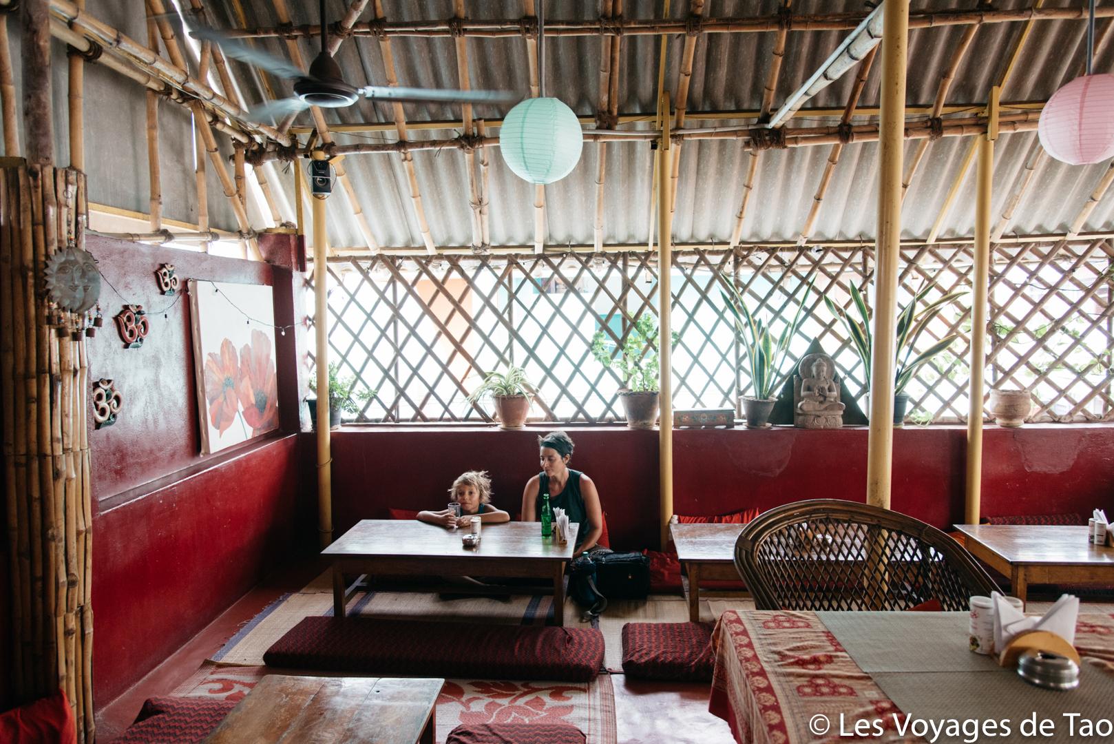 Restaurant Mahabalipuram Le Yogi