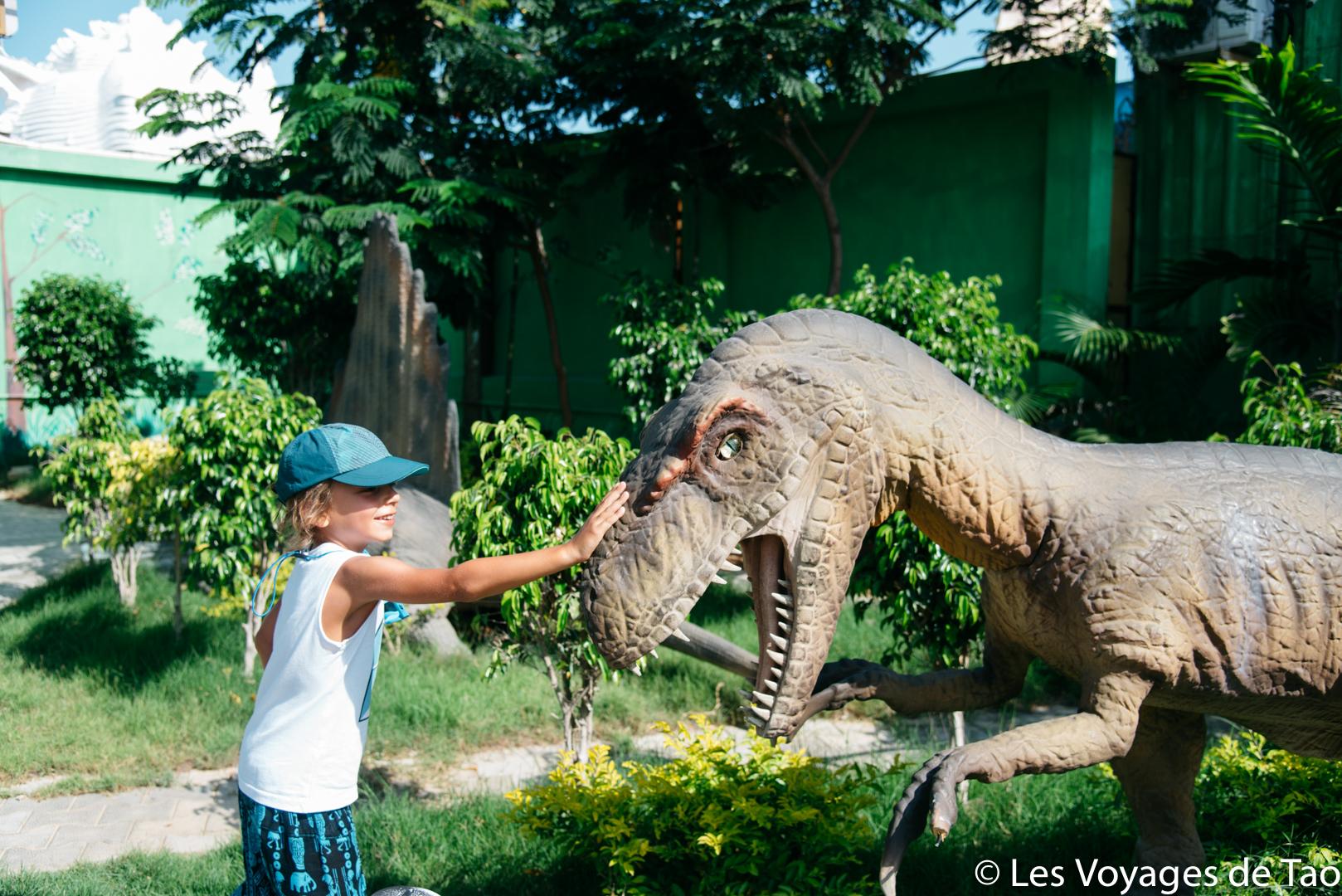 Tamil Nadu avec des enfants