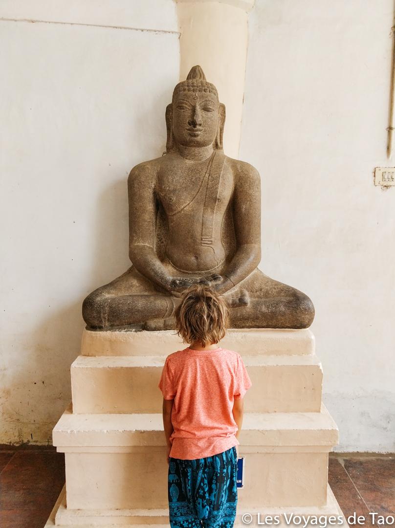 Visiter l'Inde avec des enfants