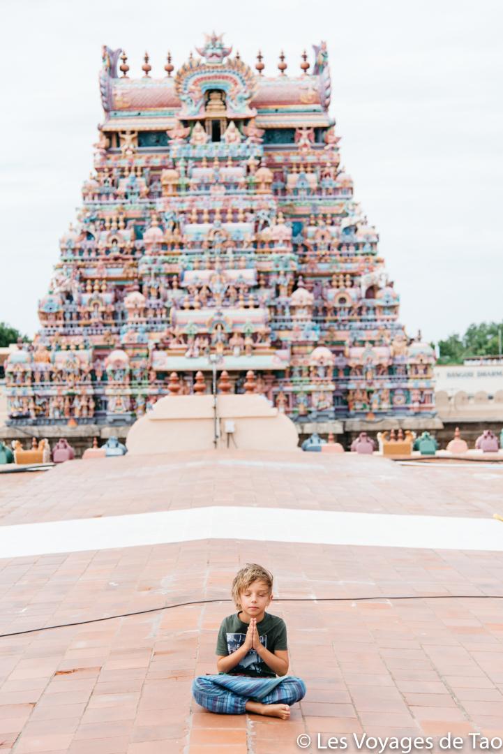 Voyage avec un enfant en Inde
