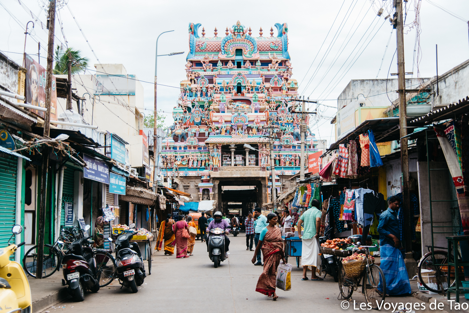 temple Sri Ranganathaswamy Trichy