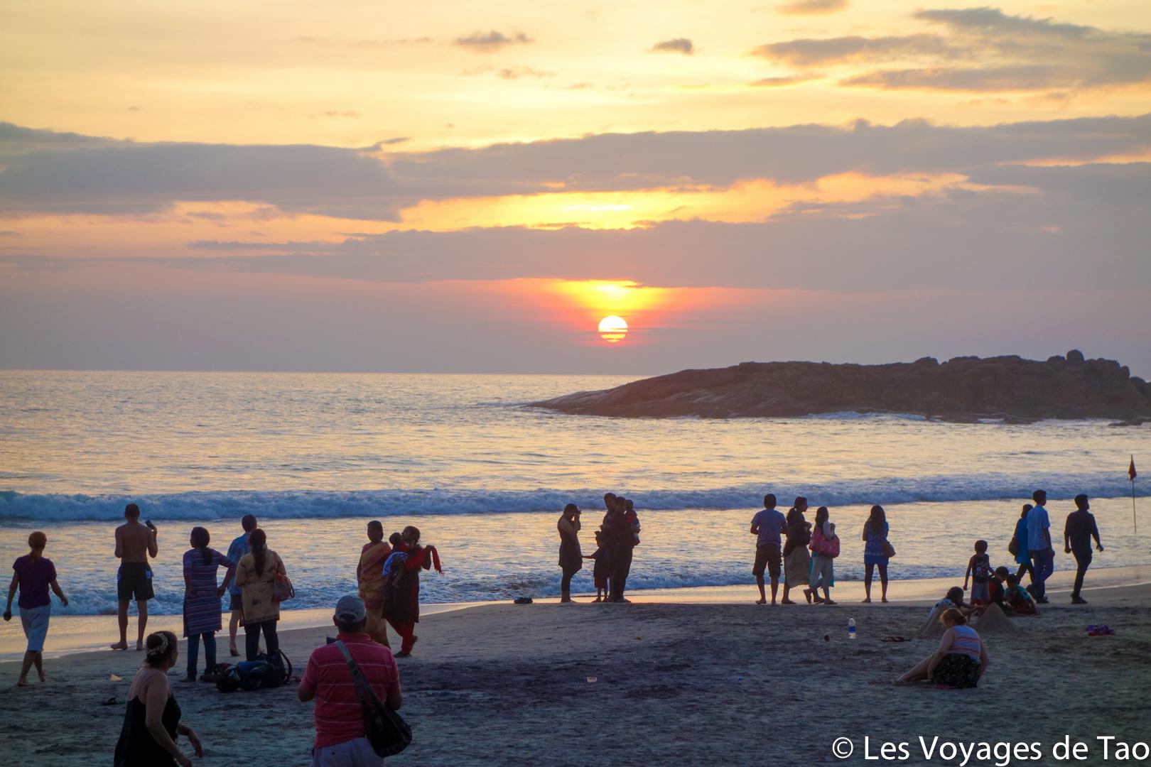 Blog voyage en famille Kerala Kovalam