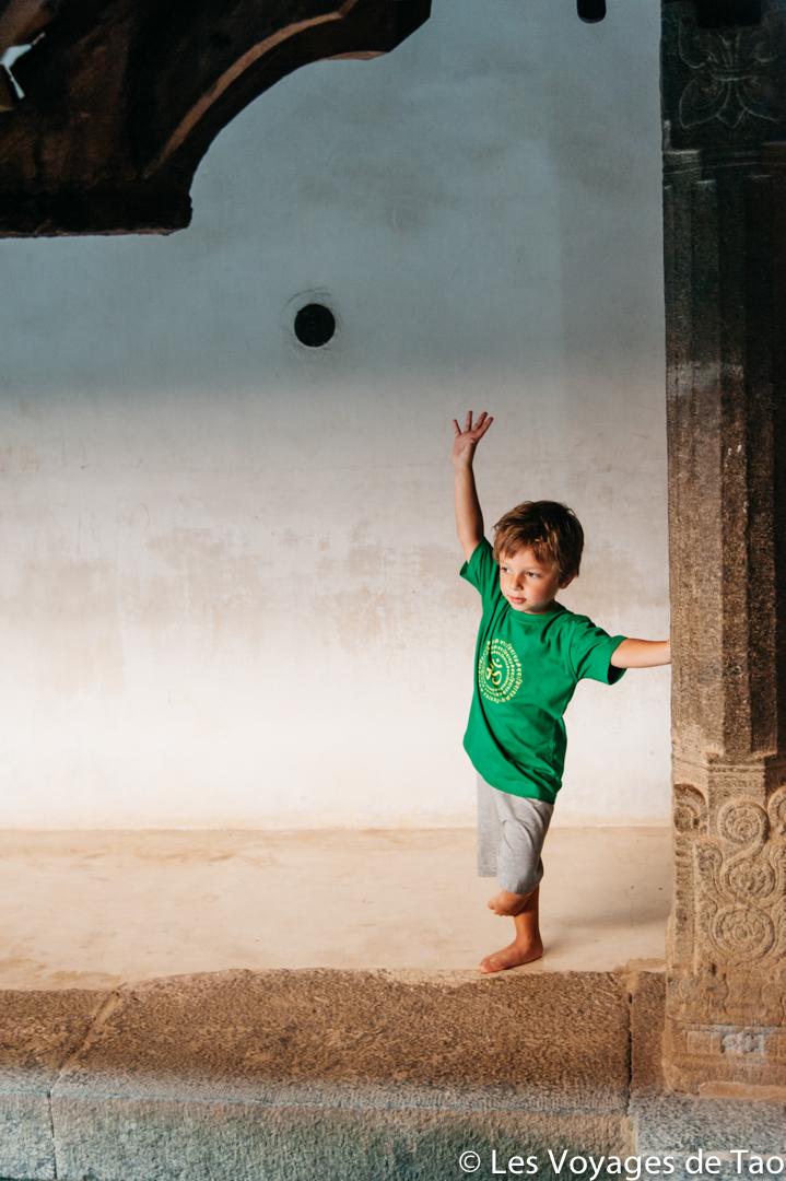 Voyager en famille en Inde