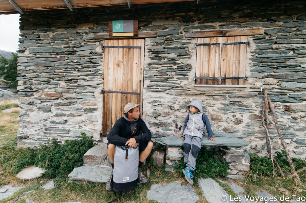 Randonnée en famille Alpes maritimes