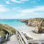 Plage de surf en Galice