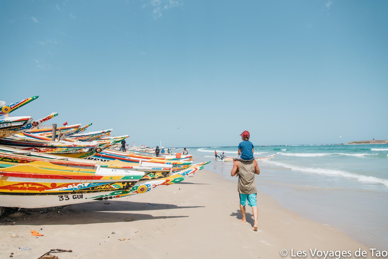 Blog voyage en famille Dakar