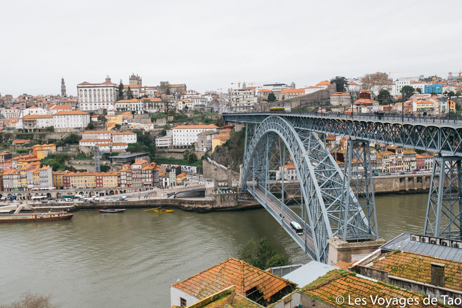 Porto blog voyage en famille