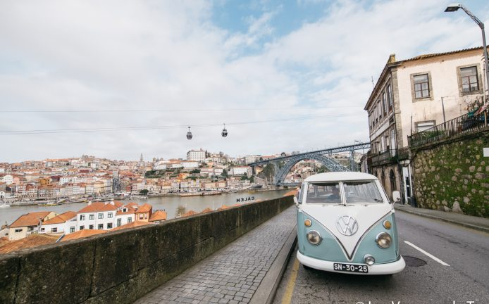 Visite originale de Porto Blog voyage