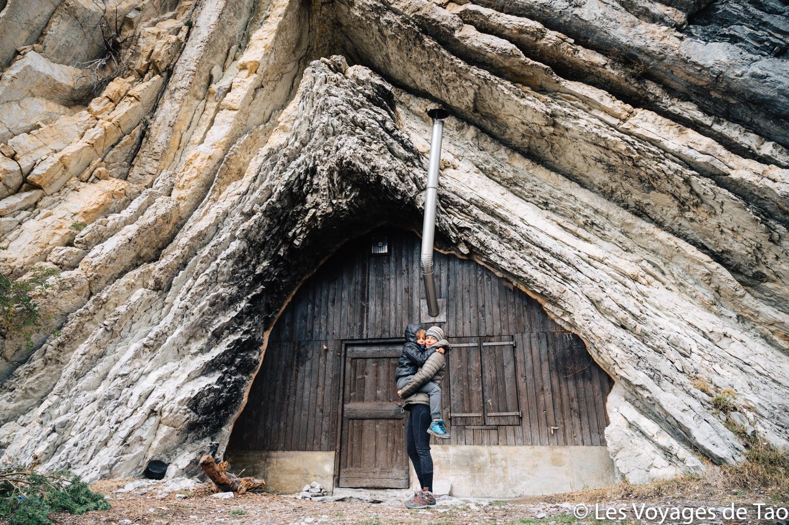Cabane de boule La Valette