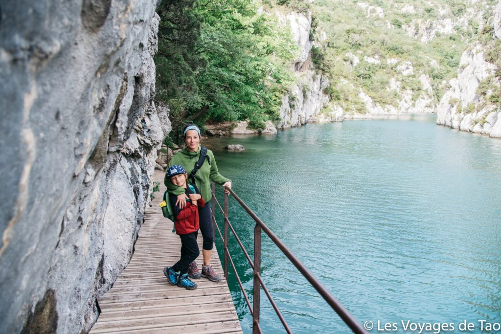 Roadtrip en van dans le Verdon