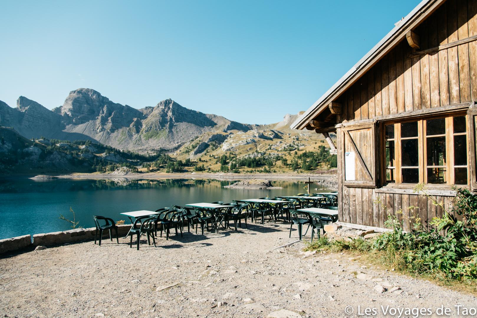 Lac d'Allos - Blog voyage en famille