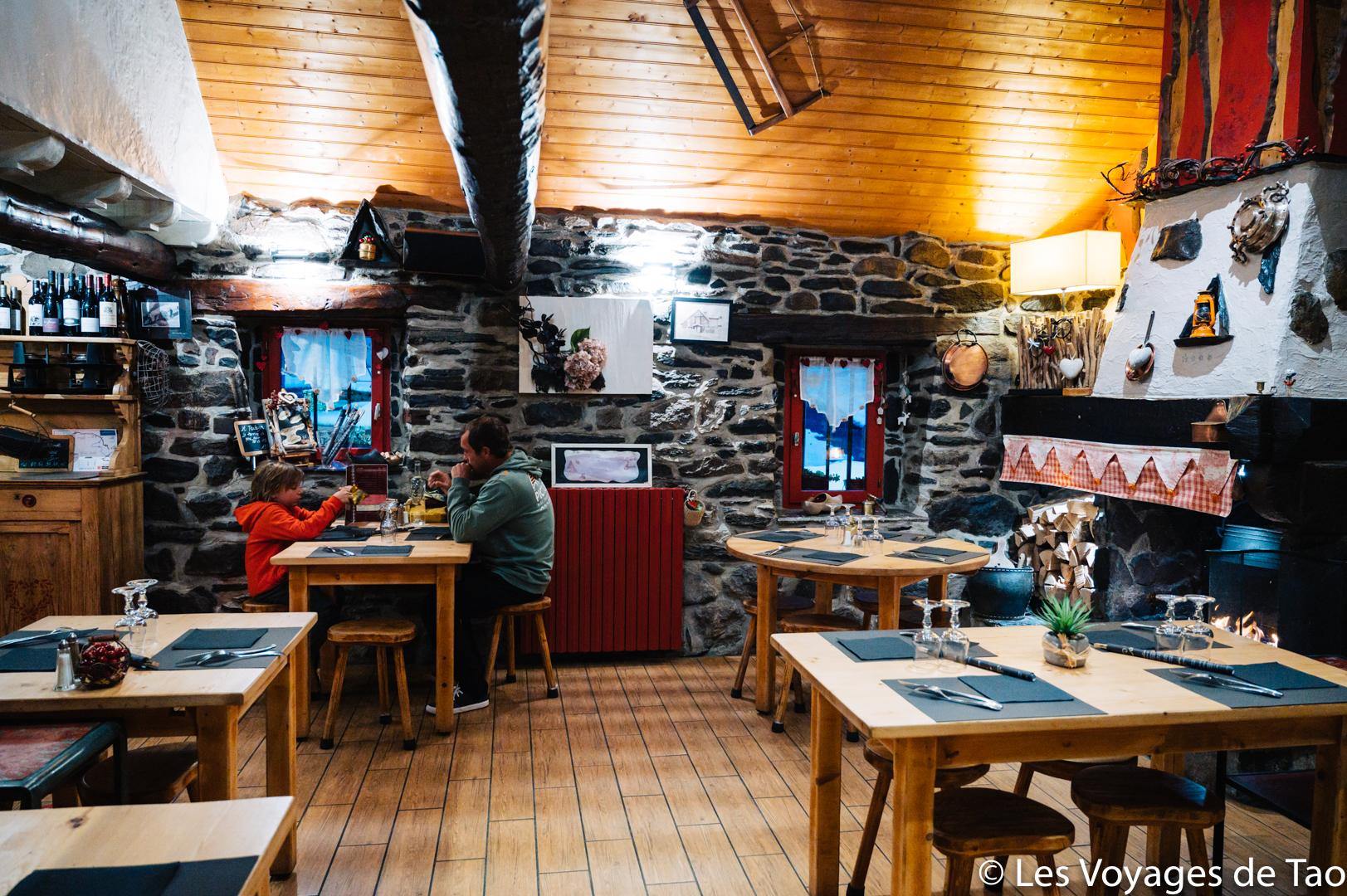 Restaurant famille Pyrénées