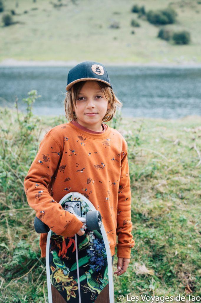 Picture casquette enfant