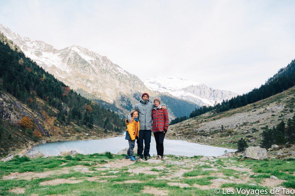 Randonnée Lac de Suyen Pyrénées