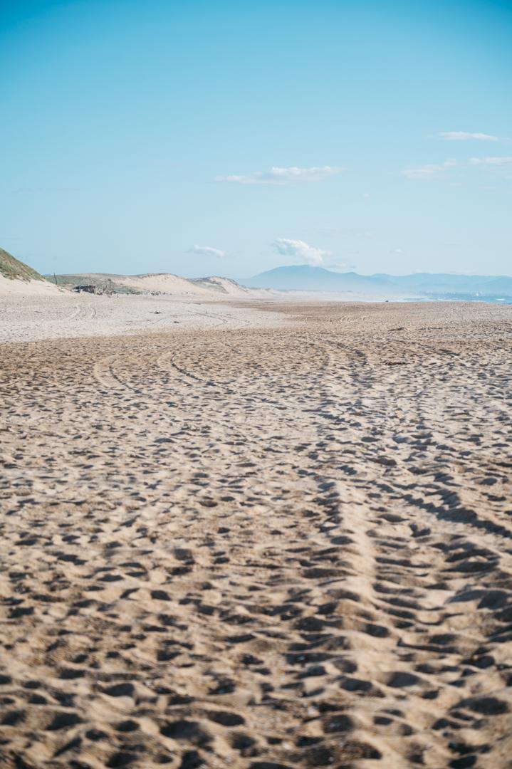 Cap Berton plage