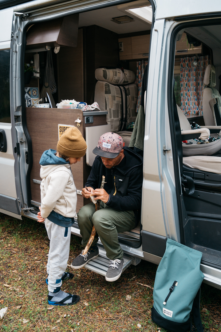 Aire de camping car de seignosse