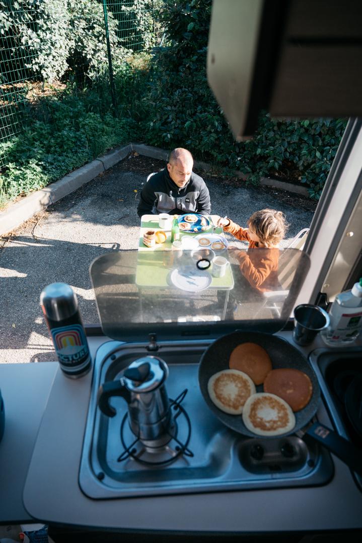 Aire de camping car les corsaires Anglet