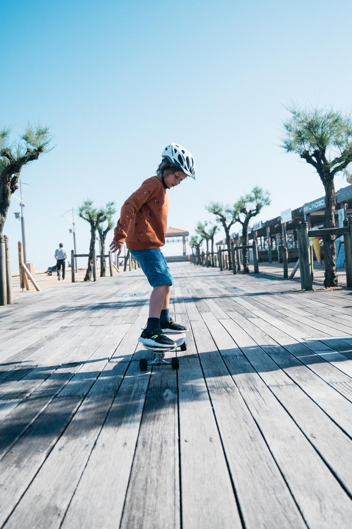 carver skate enfant