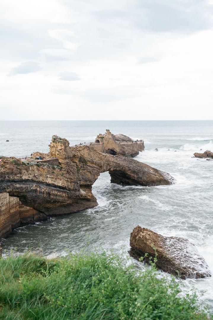 Roadtrip van pays basque