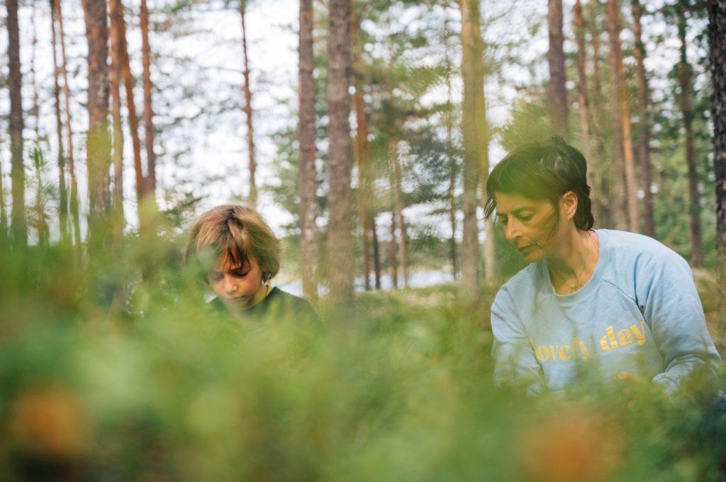 Suède avec des enfants