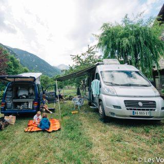 Camping à la ferme st joseph st martin vésubie
