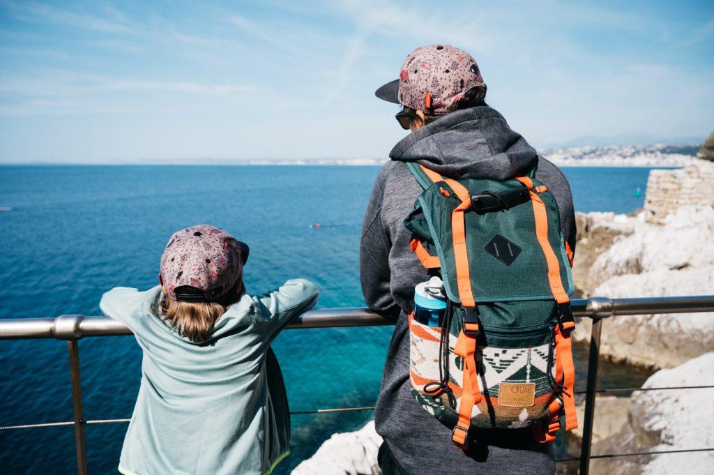 Randonnée avec des enfants alpes maritimes