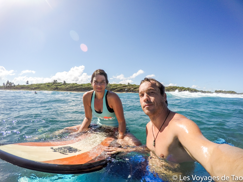 Surf à Cabarete
