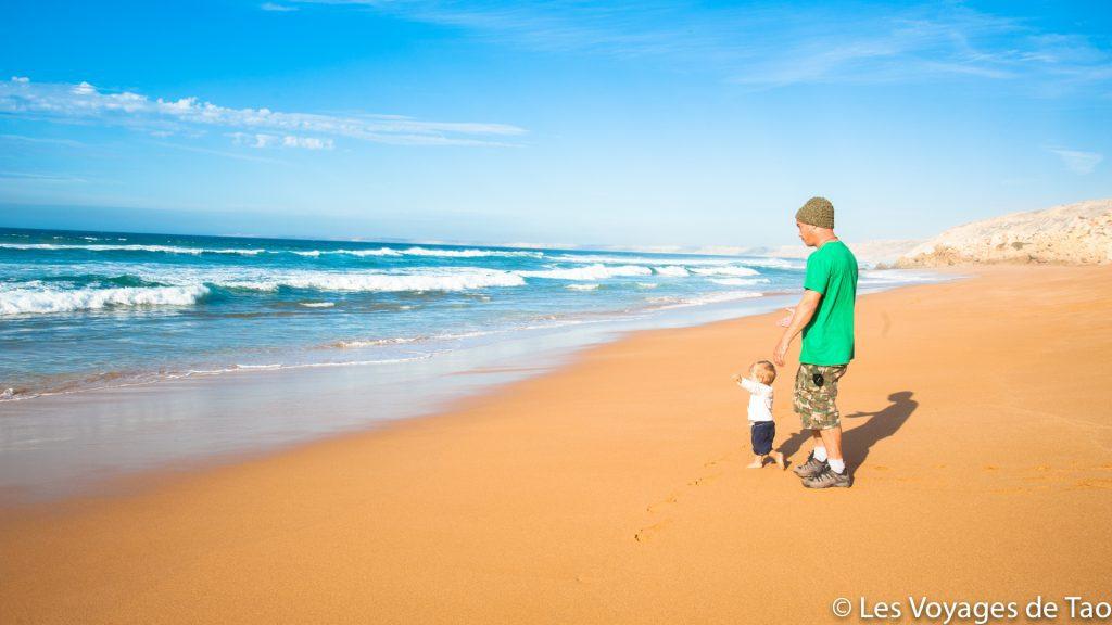 Maroc avec un enfant