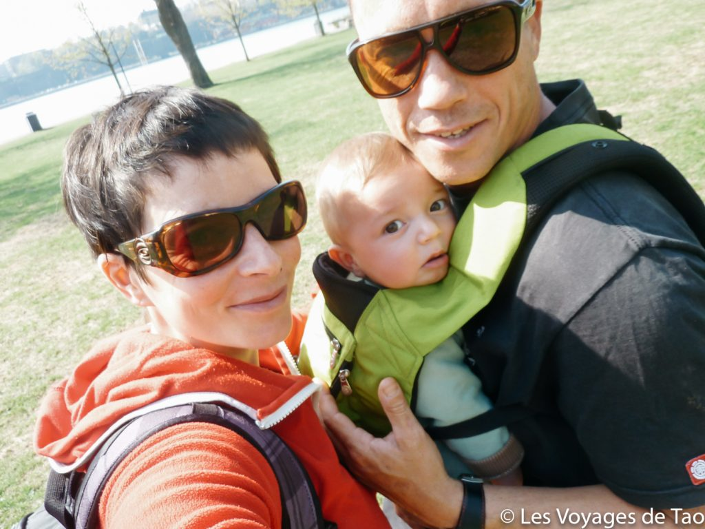 Blog voyager avec un enfant