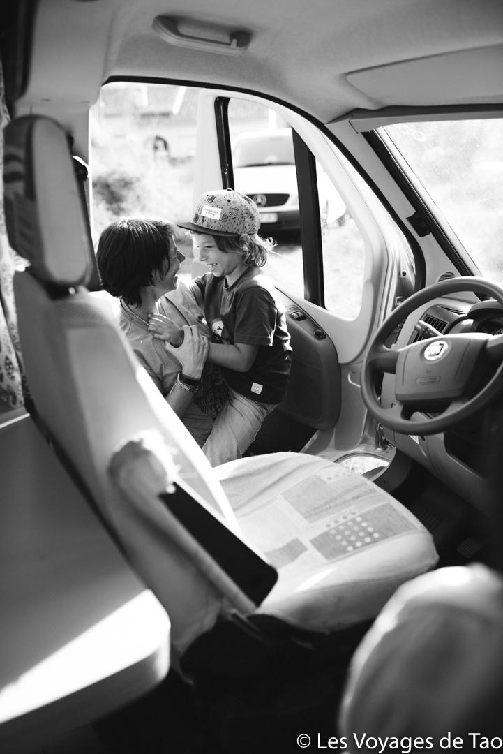 Van en famille Blog Voyage