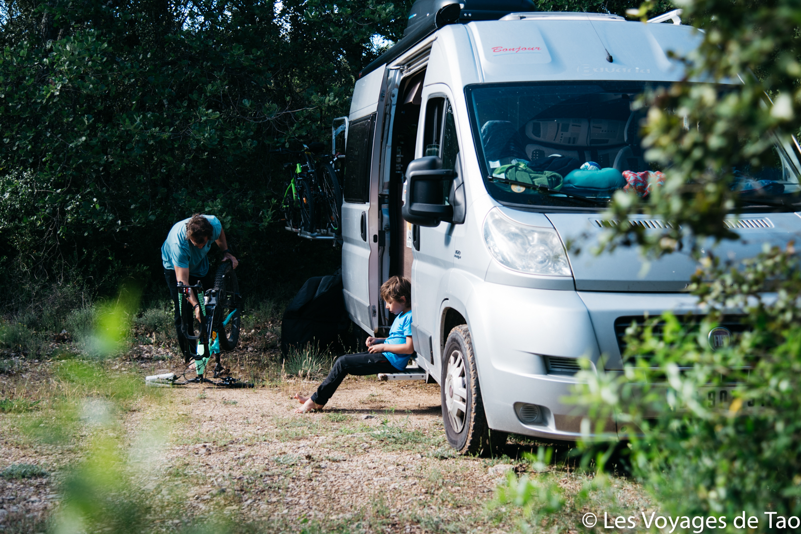 Roadtrip camion Verdon