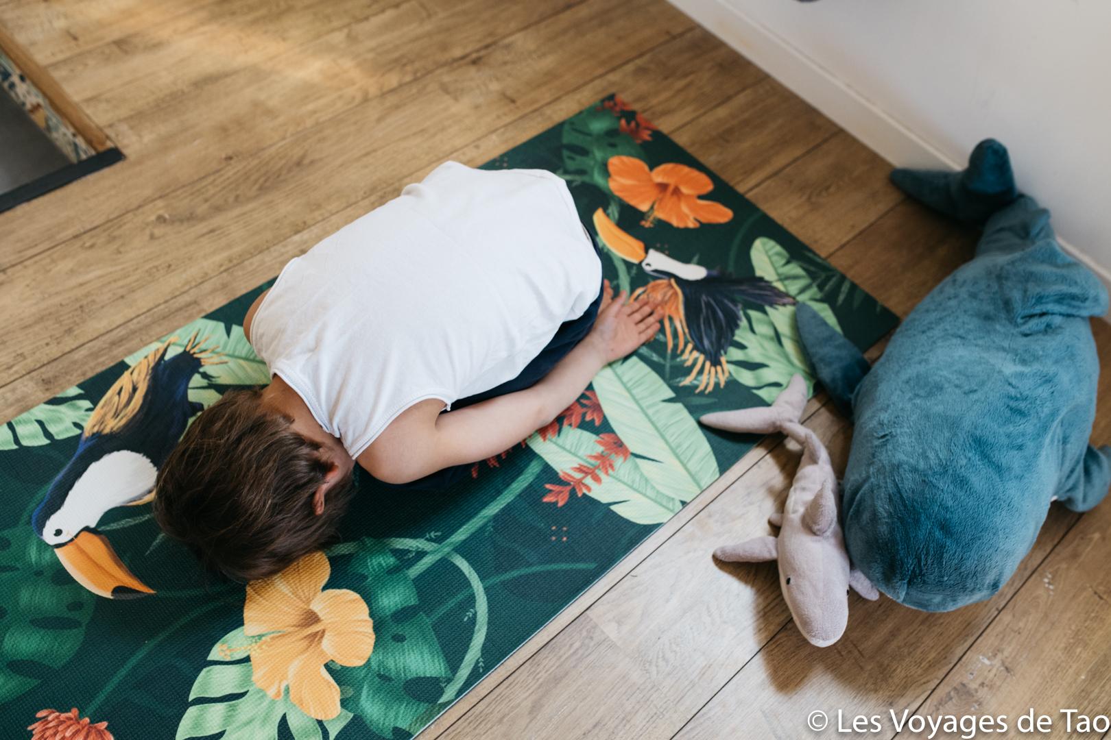 Baya Tapis Yoga enfant