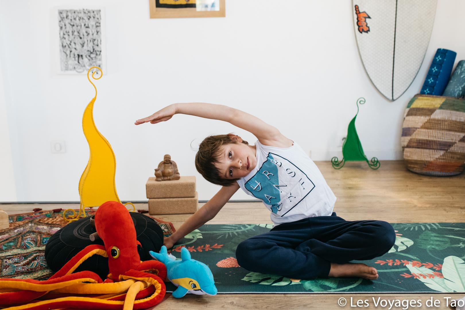 Cours de Yoga enfant