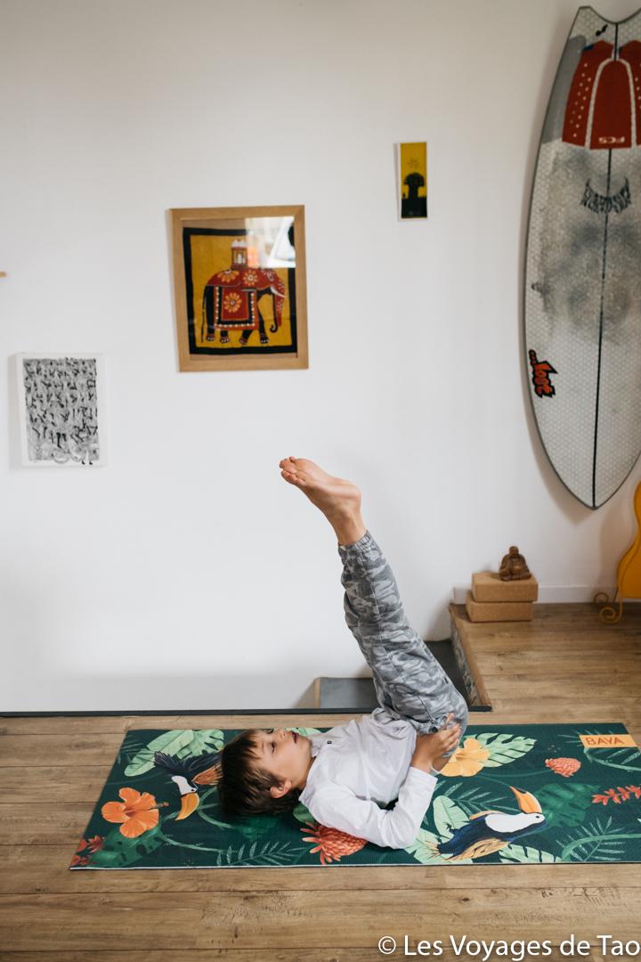 Tapis de Yoga pour enfant Baya