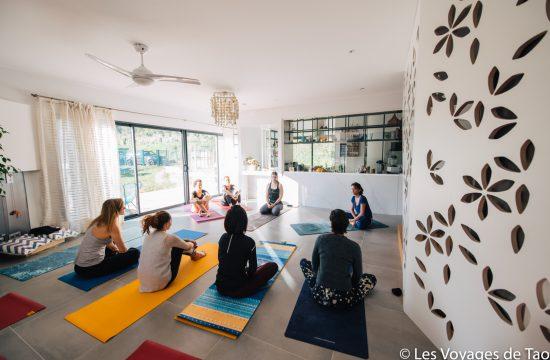 Cours de Yoga Cote d'azur