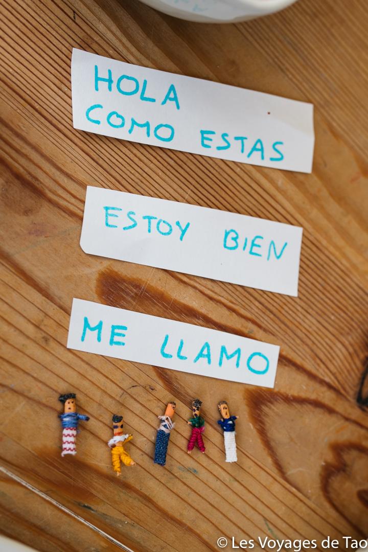 apprendre l'espagnol enfant