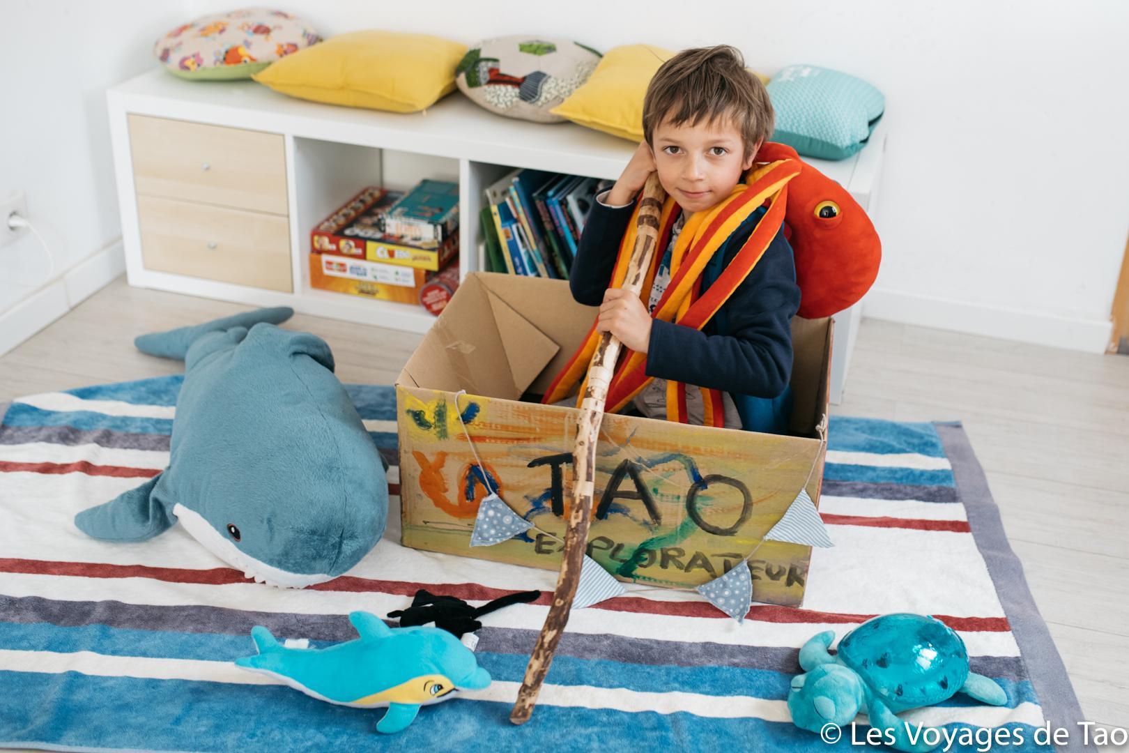 idée voyage enfant